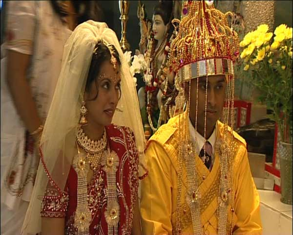 trouwen hindoeisme