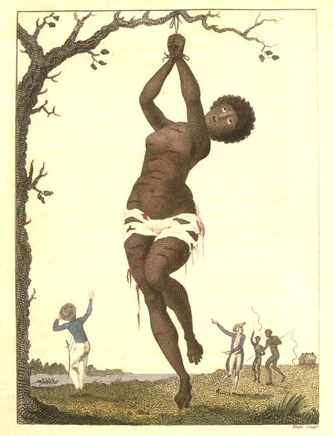 Hij was het niet eens met de wrede manier waarop slaven behandeld